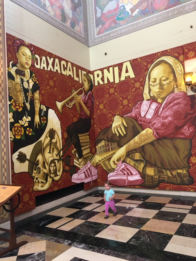 Central Library – Visualizing Language: Oaxaca inL.A.